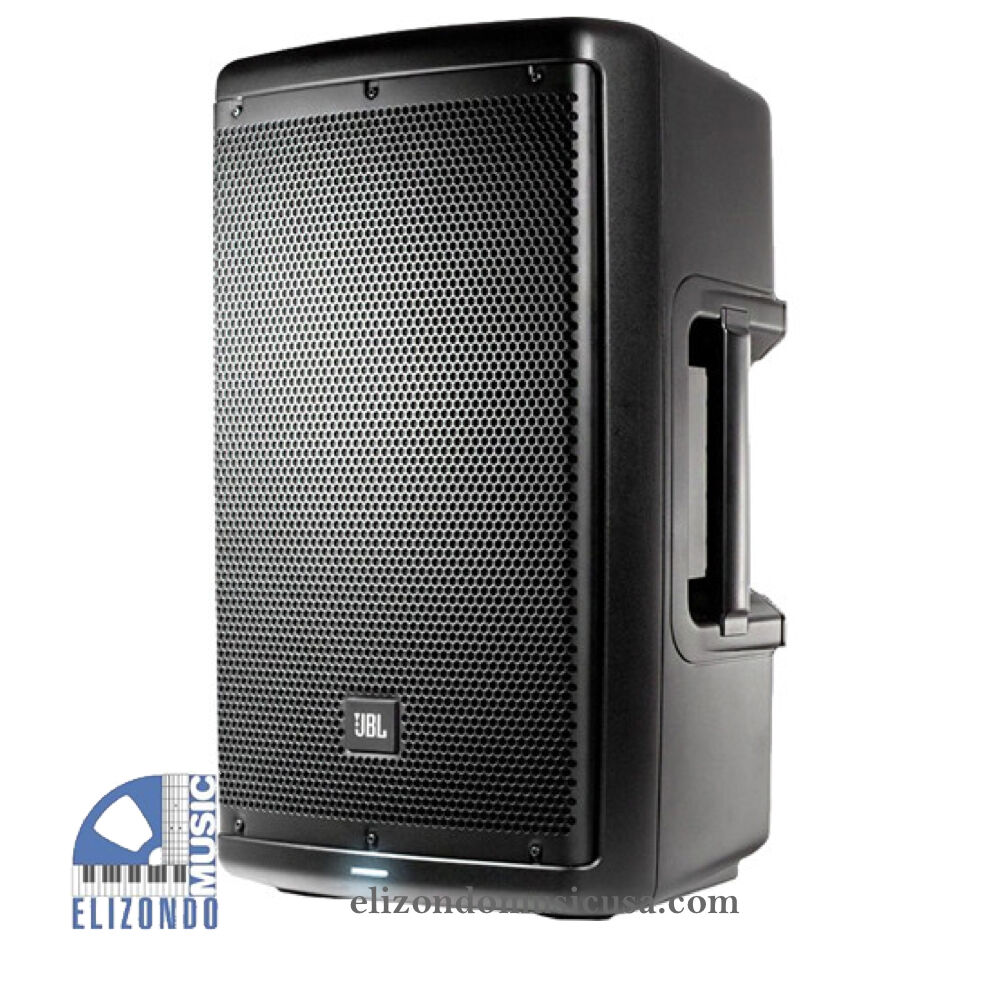 Jbl eon612 12 two way powered speaker stage monitor ebay for 12 inch floor speakers
