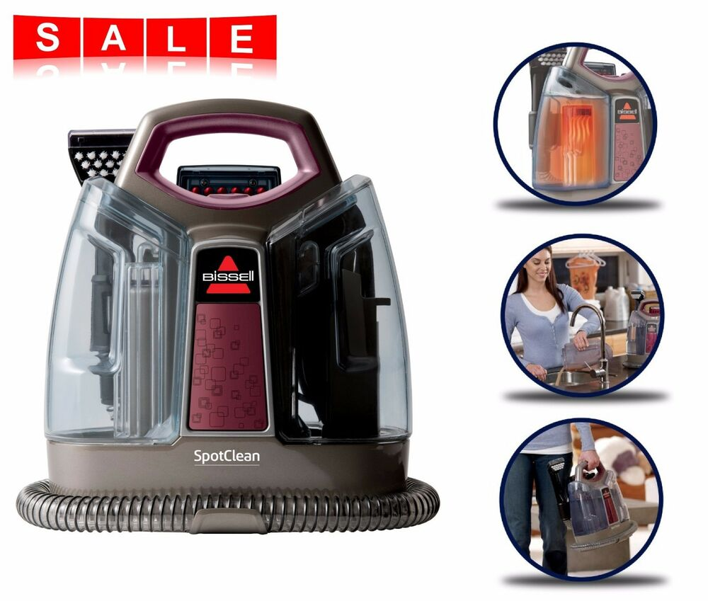 BISSELL SpotClean Portable Carpet Cleaner Spot Auto Car