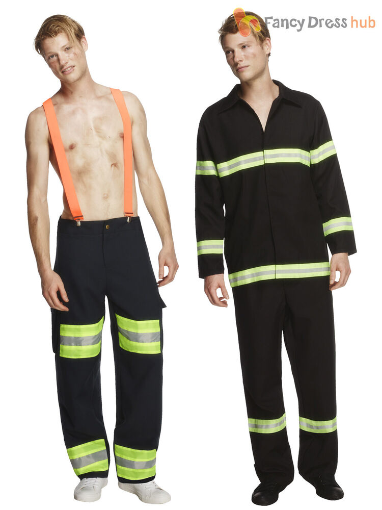 fireman fancy dress adults