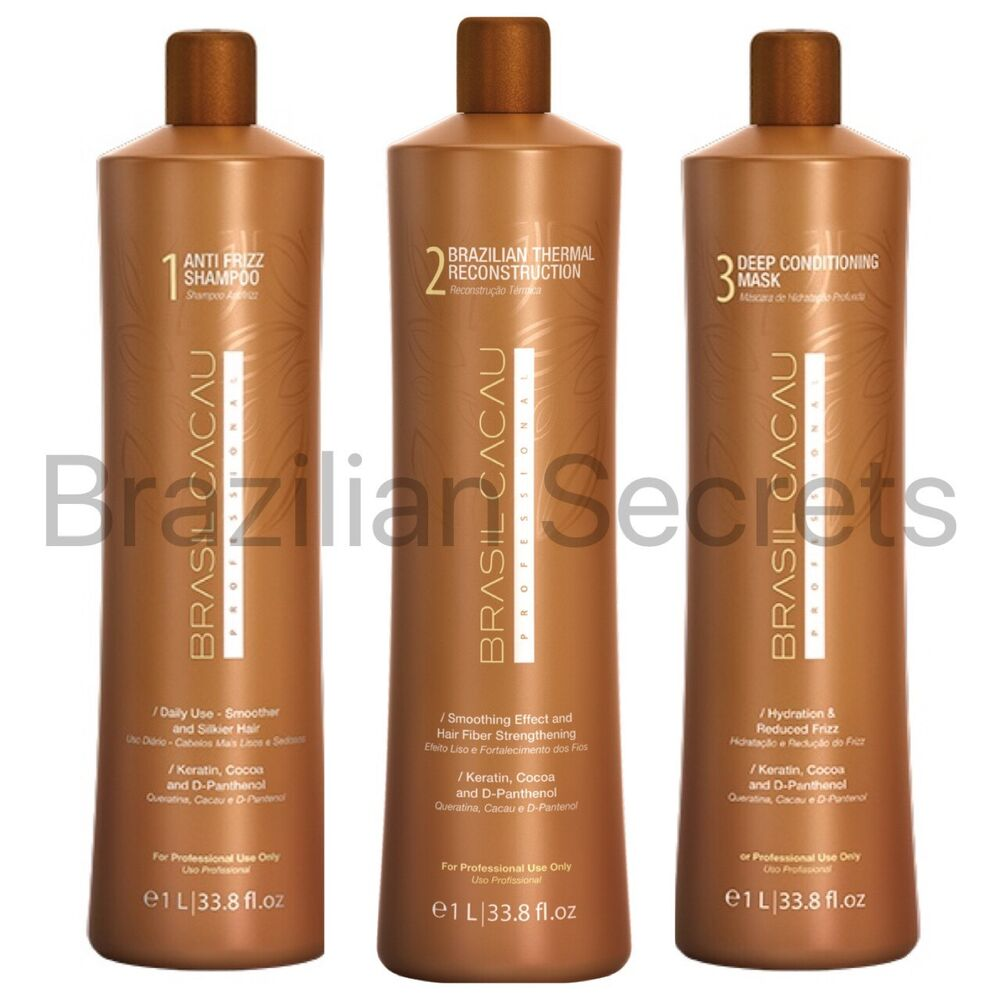 Types 8 Brazilian Keratin Hair Straightening Treatment