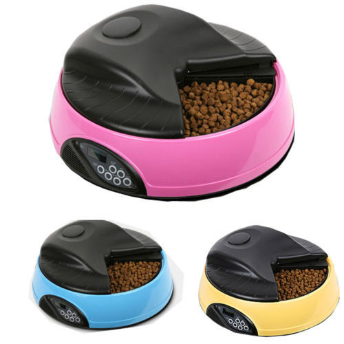 Cat Food Tray Timer