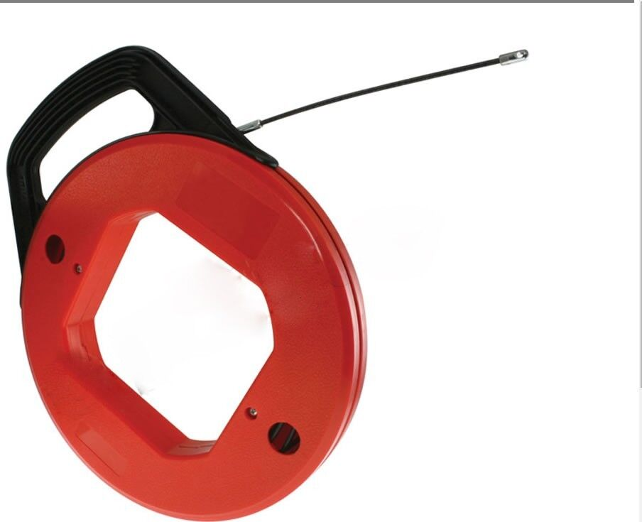 150ft fiberglass fish tape diameter with winder for What is fish tape