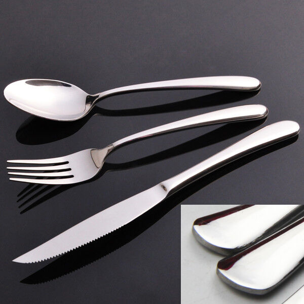 how to set up silverware
