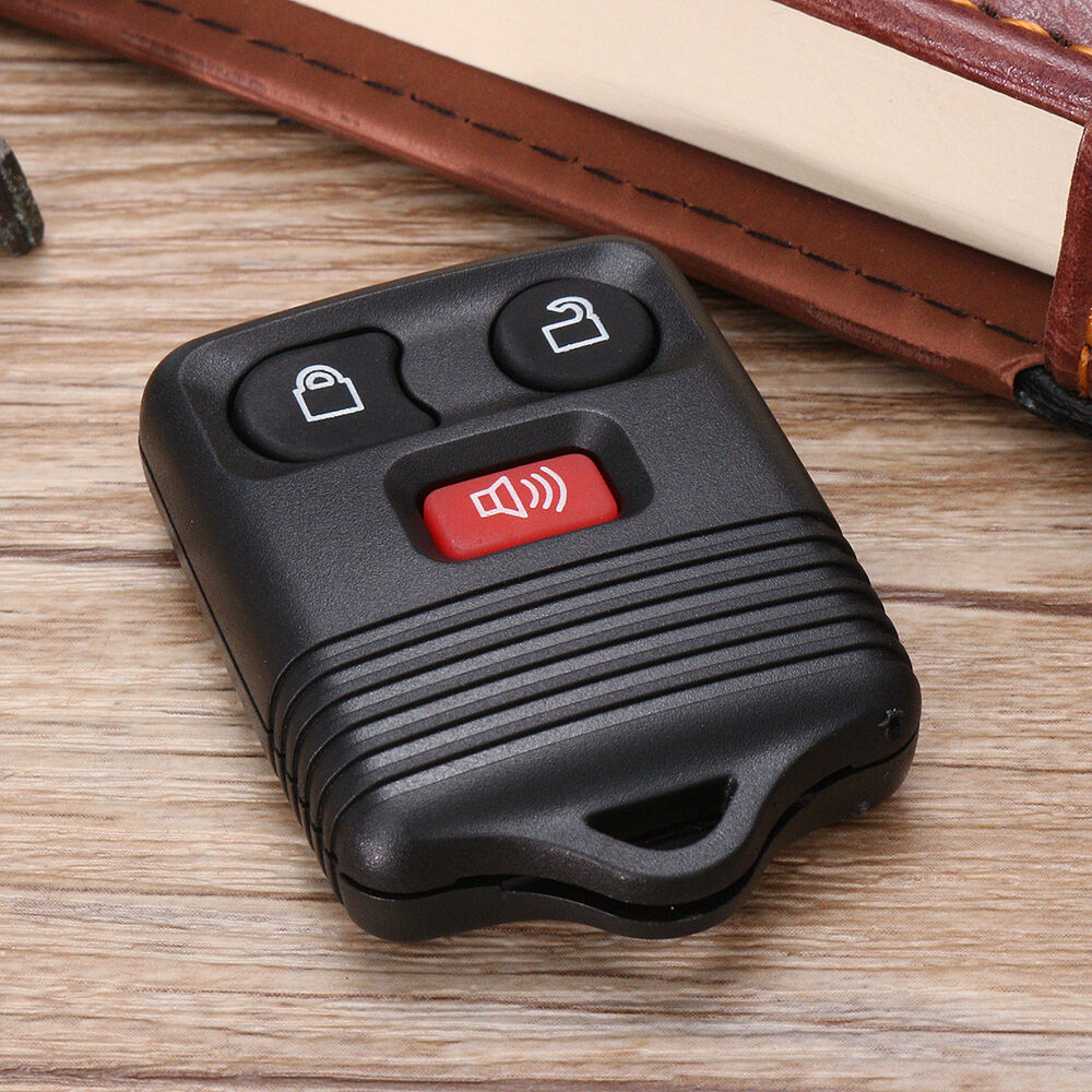 ford leather key fob | eBay