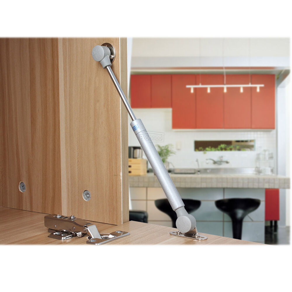 kitchen cabinet hydraulic hinge silver hydraulic gas strut lift support kitchen cabinet 5497