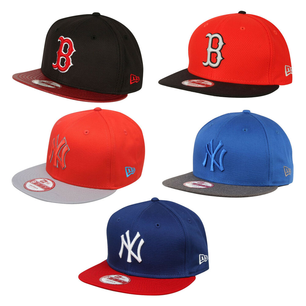 new era cap 9fifty snapback 950 ny yankees boston sox mlb. Black Bedroom Furniture Sets. Home Design Ideas