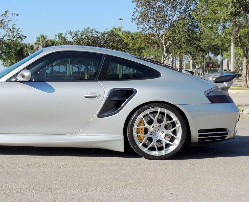 porsche 996 turbo to 997 turbo style side vents update new ebay. Black Bedroom Furniture Sets. Home Design Ideas