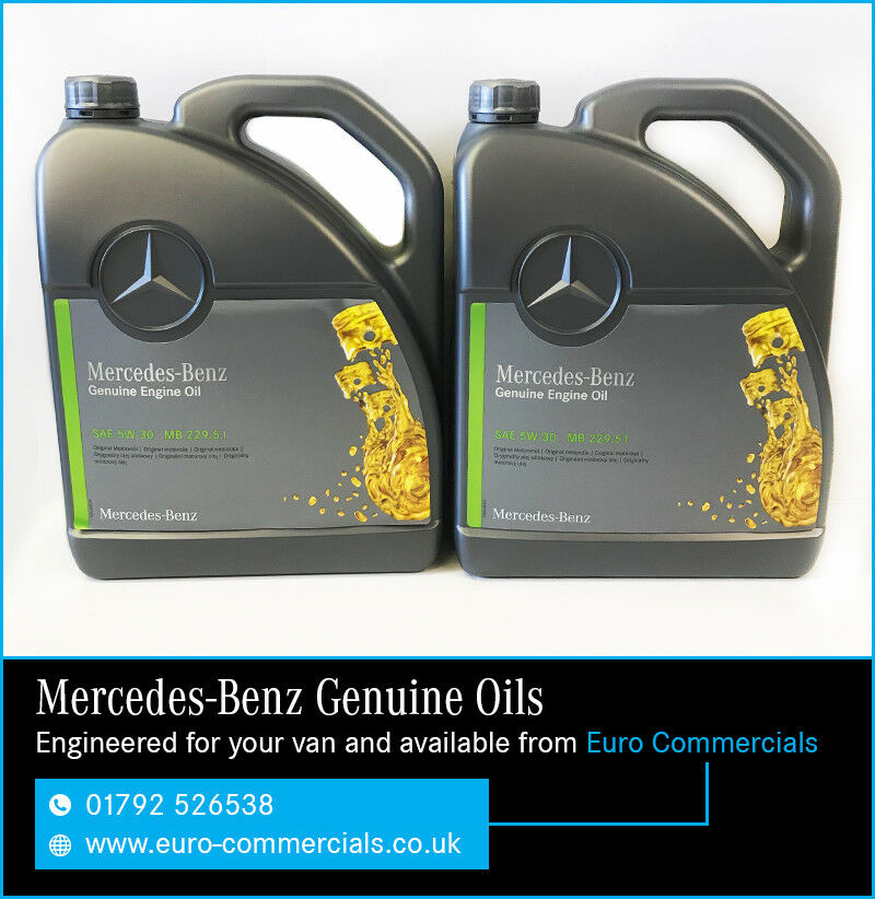 10l genuine mercedes 5w 30 low saps diesel engine oil for Mercedes benz synthetic oil