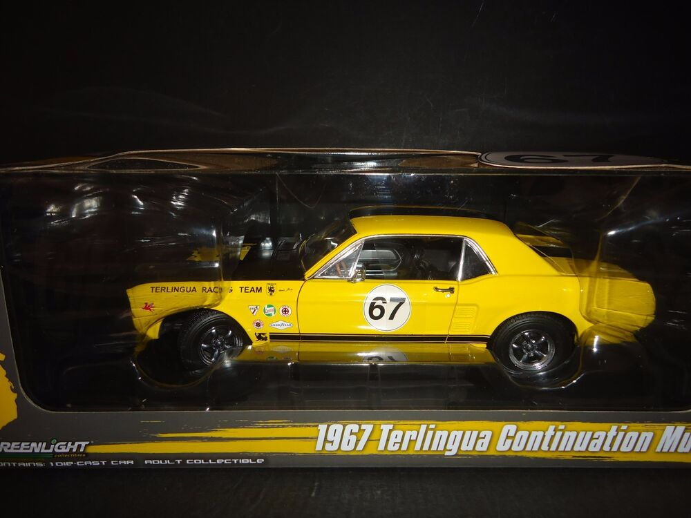 Greenlight Shelby Terlingua Continuation Mustang 1967