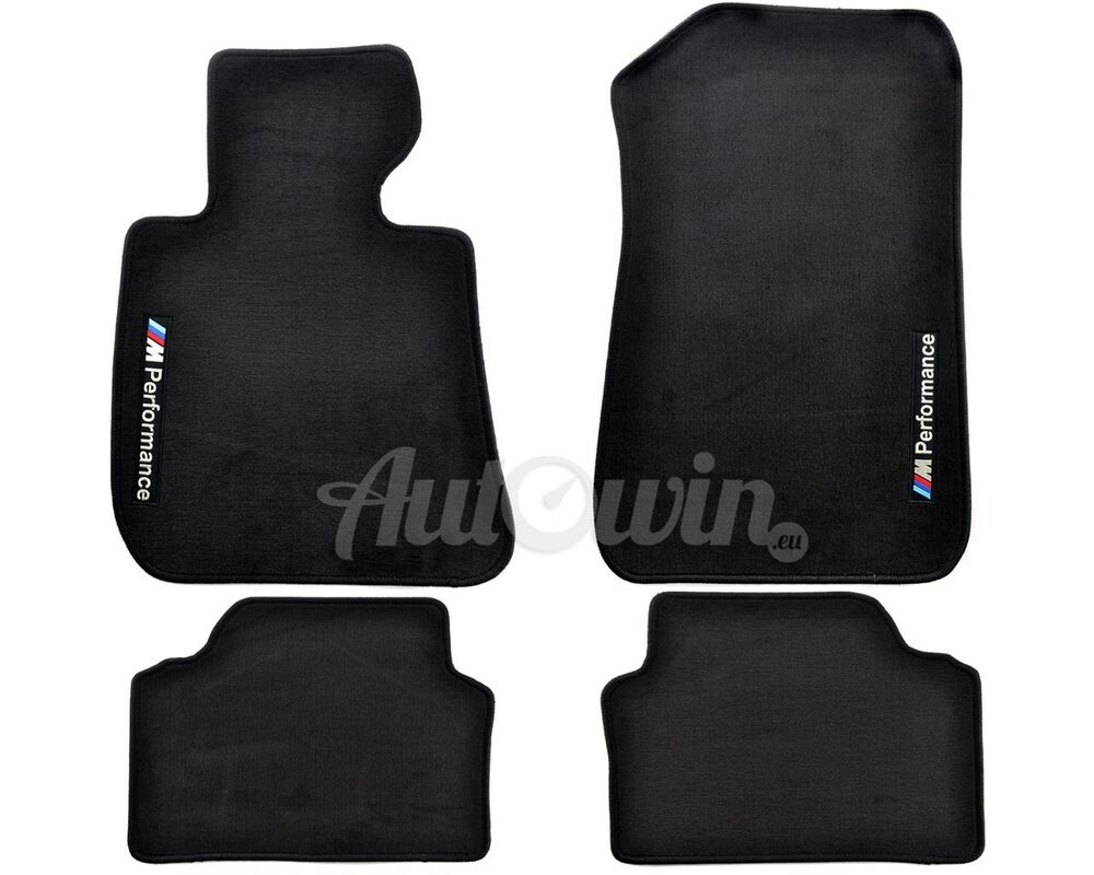 Bmw Car Mats Ebay >> BMW 3 Series E90/E91 Winter Floor Mats With Rubber Background ///M3 Tailored | eBay