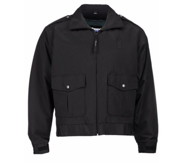 Blauer 6120 3-Season Bomber Jacket B.DRY Fabric Black ...