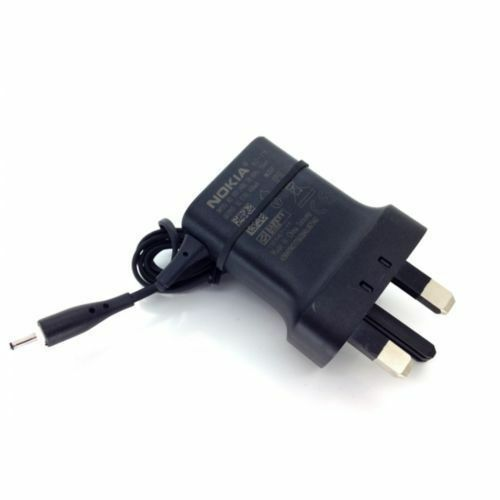 Details About GENUINE UK MAINS WALL CHARGER FOR NOKIA C1 01 C2 C3 MOBILE PHONE