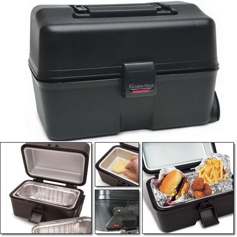 Food Warmer Oven ~ V food warmer heater portable truck oven mobile stove