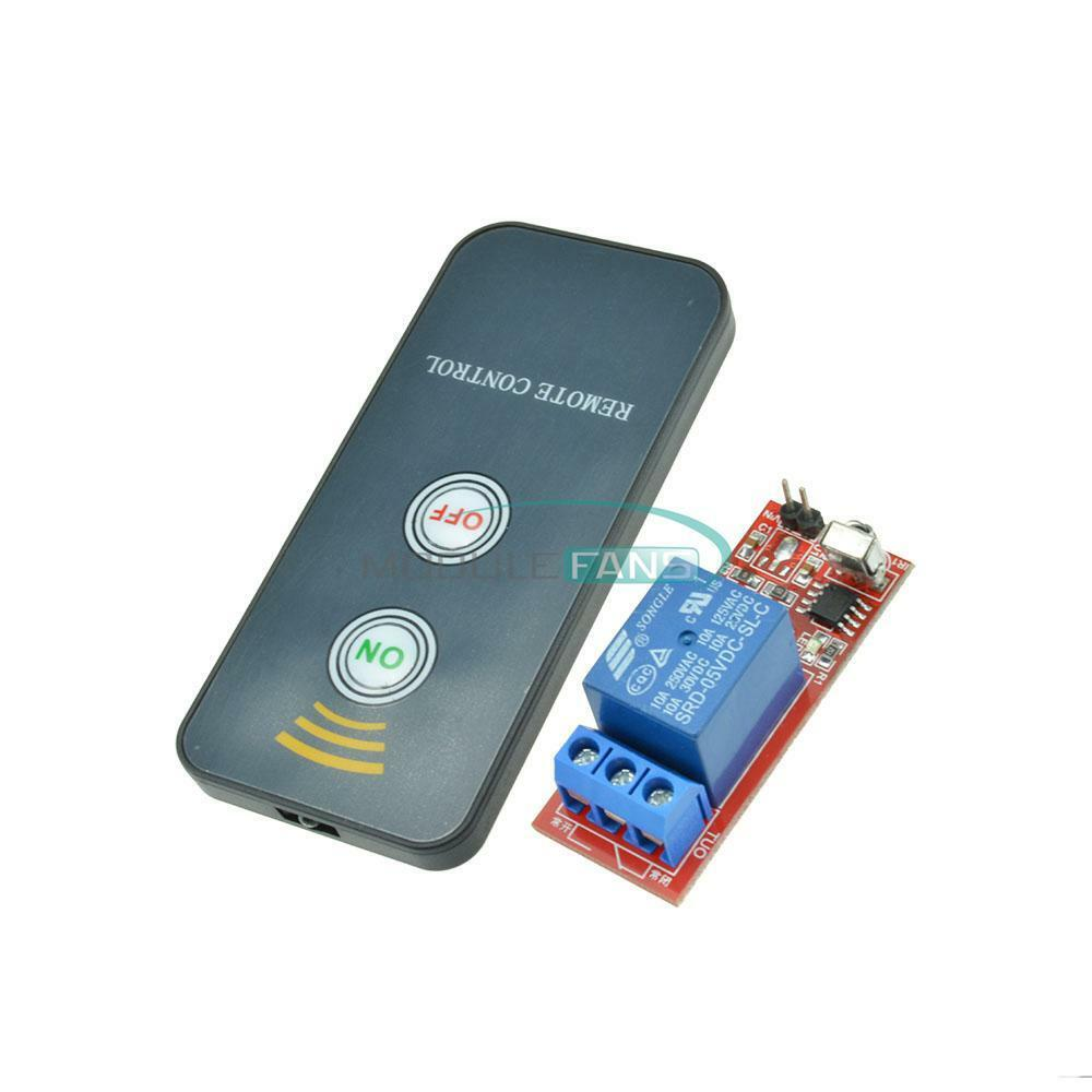 1 Channel 5v Active Infrared Switch Relay Driving Module