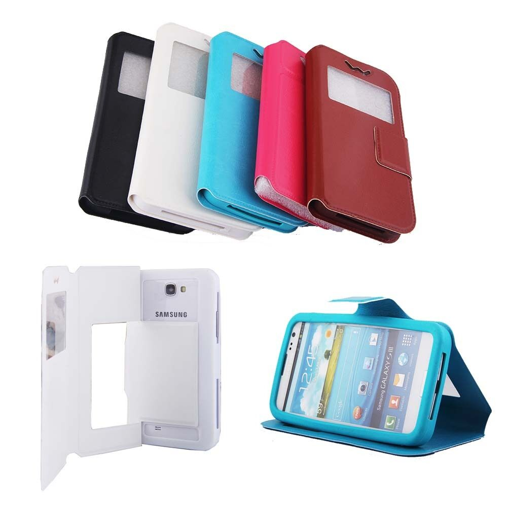 New BLU Studio G D790U Leather Case 5.0Inch Protective Case with Soft ...