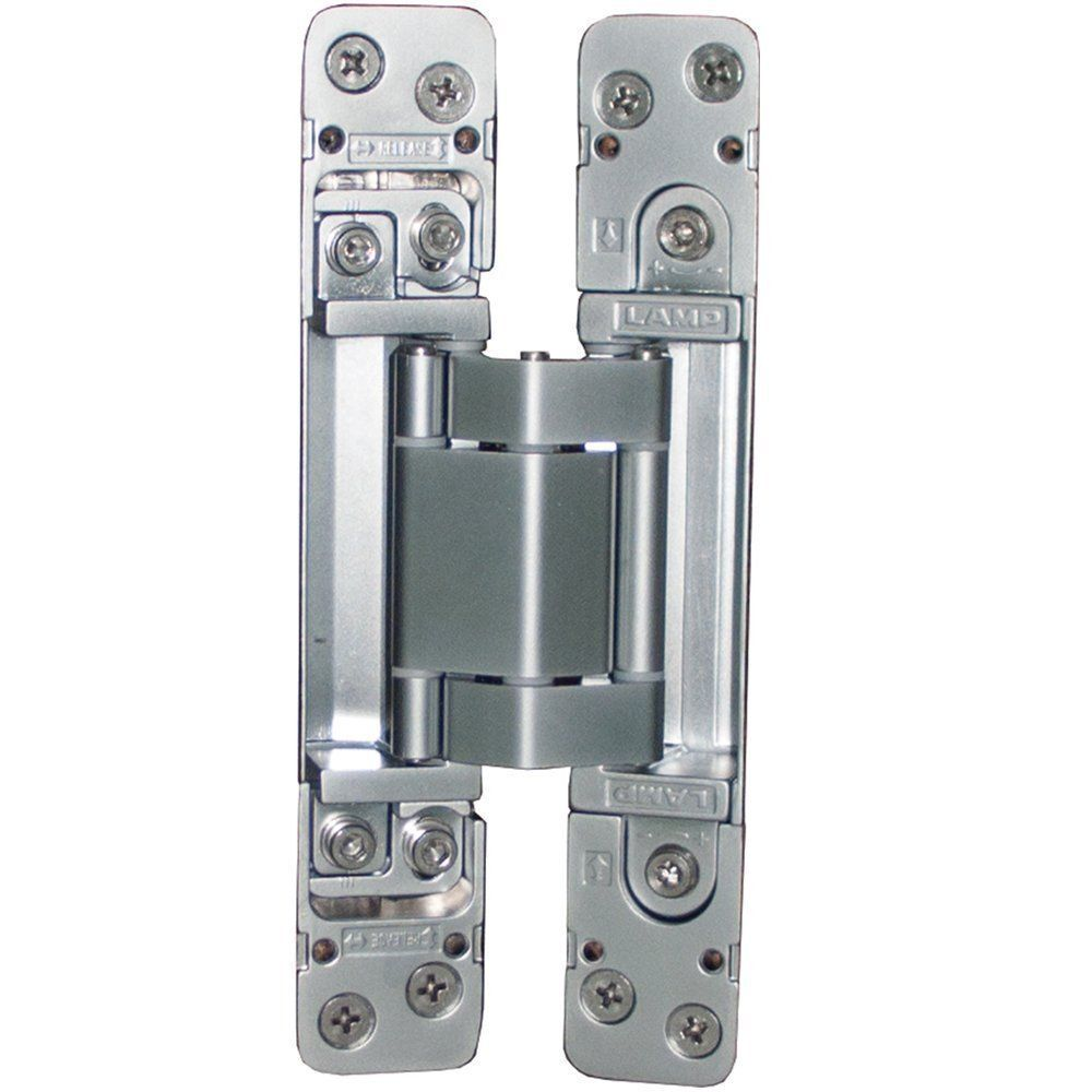 Sugatsune heavy duty invisible hinge up to 220 pound doors for Hidden hinges