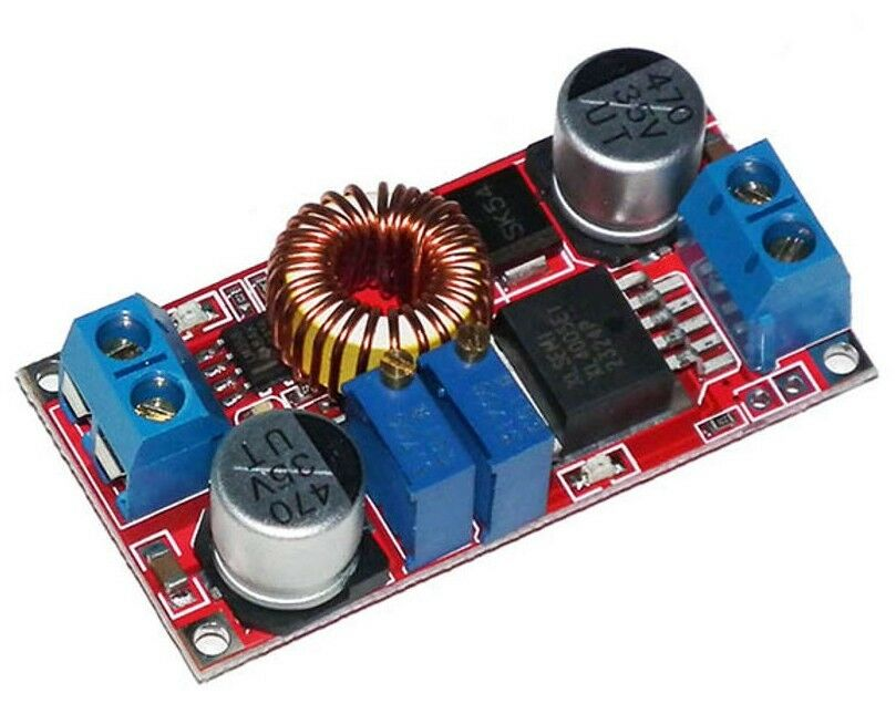 Xl4005 5a Dc Voltage Step Down Buck Converter Constant Current 5 To Circuit 32v Uk Fast Ebay