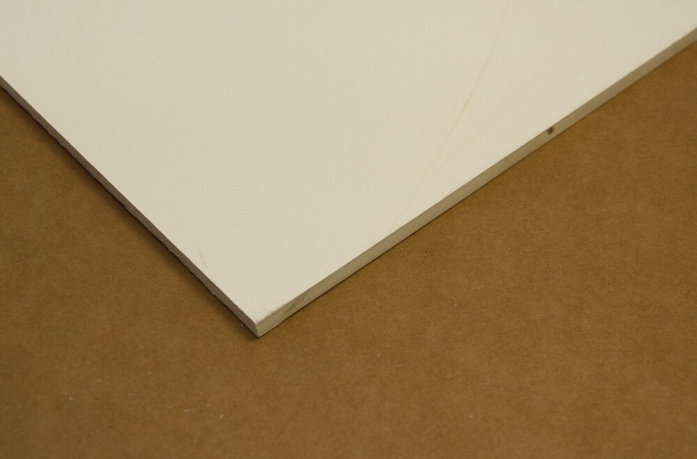 Palopaque Rigid Pvc Flat Sheet 1 16 Quot 1 5mm 16 Quot X 24