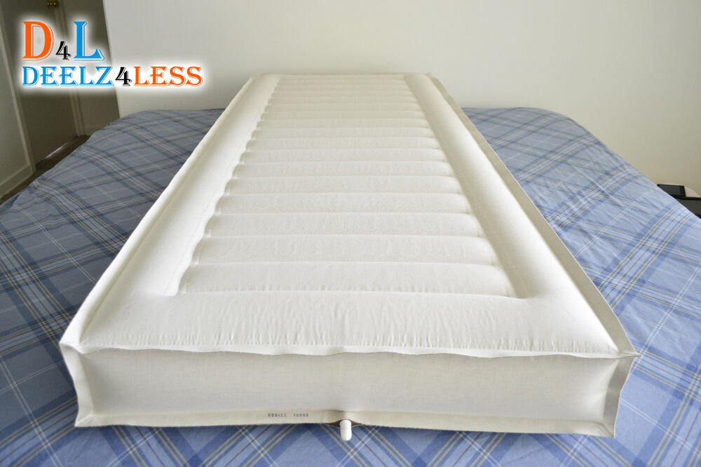 Select comfort sleep number eastern king size air chamber for Sleep by number mattress
