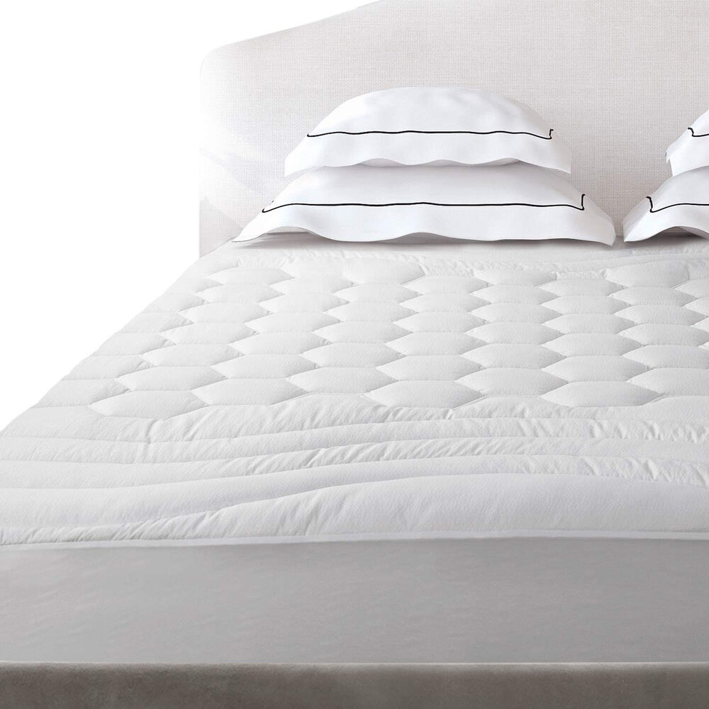 Deep Pocket Mattress Protector Quilted Pad Hypoallergenic