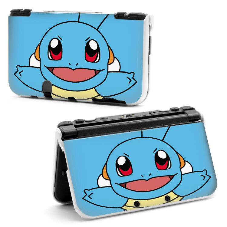Squirtle pokemon hard case cover protector for new for Housse 3ds xl pokemon