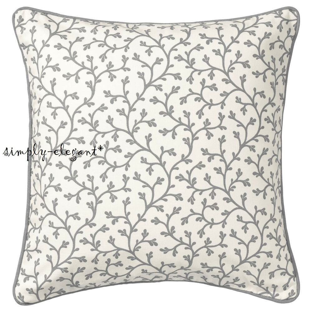 Decorative Floral Pillow Covers : LUNGoRT Cushion Cover 20 x 20
