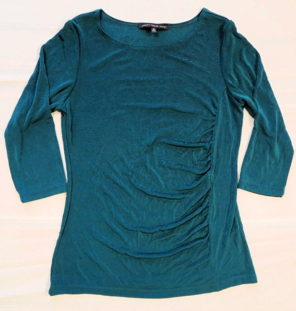 NEW - AFFINITY FOR KNITS - TRAVEL CLOTHING