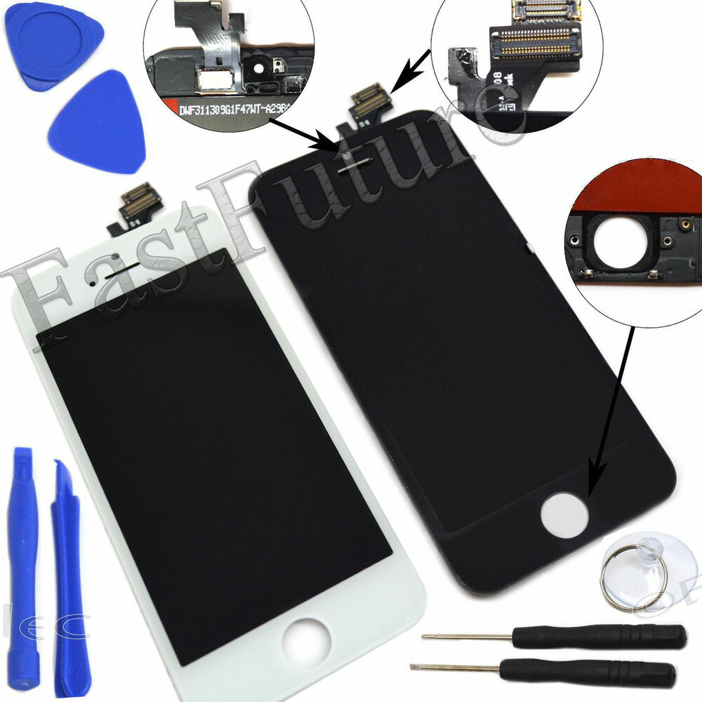 iphone 5s screen repair lcd touch screen digitizer assembly replacement for iphone 2216