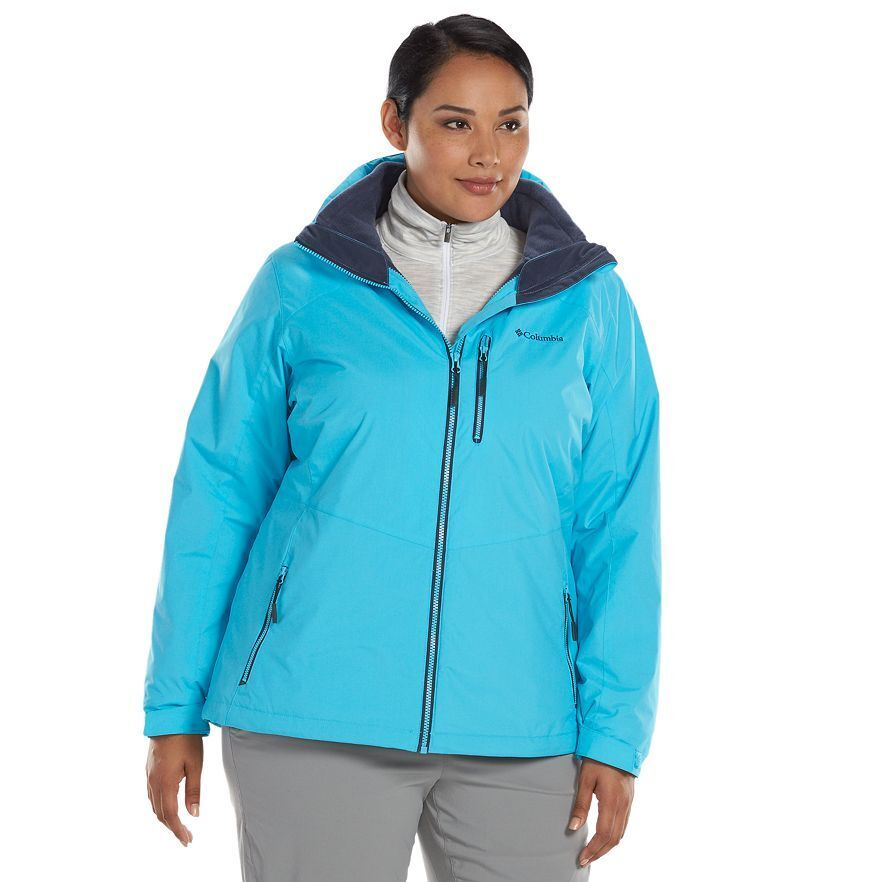 Womens 3in1 jacket