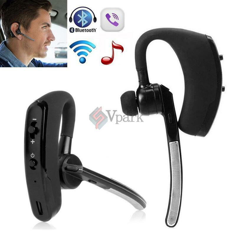 bluetooth 4 0 wireless handsfree stereo earphone headset for samsung iphone lg ebay. Black Bedroom Furniture Sets. Home Design Ideas