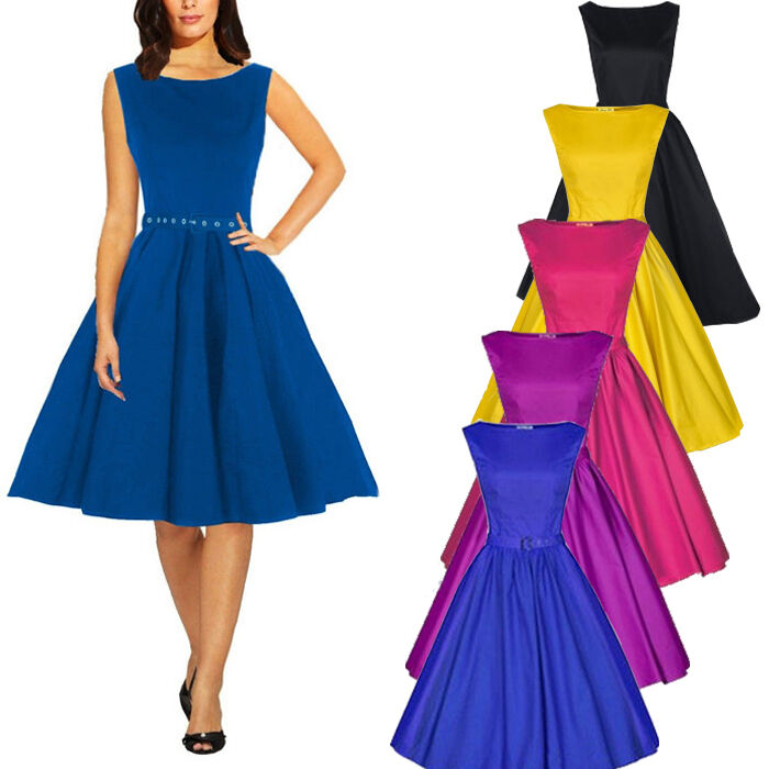 Popular  Vintage Party Dress LC61142in Dresses From Women39s Clothing