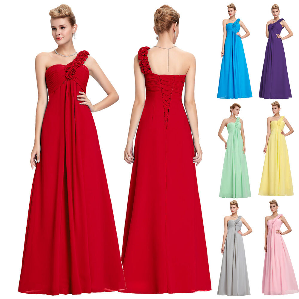 Plus size 20 24w chiffon bridesmaid formal evneing party for Plus size wedding party dresses