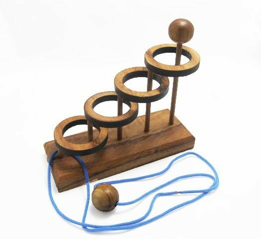 Ring L Rope Puzzle
