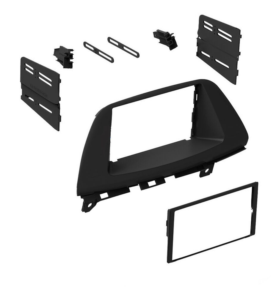 double din stereo installation dash kit for 2005 2010. Black Bedroom Furniture Sets. Home Design Ideas