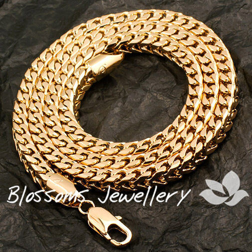 18 Gold Filled Chain