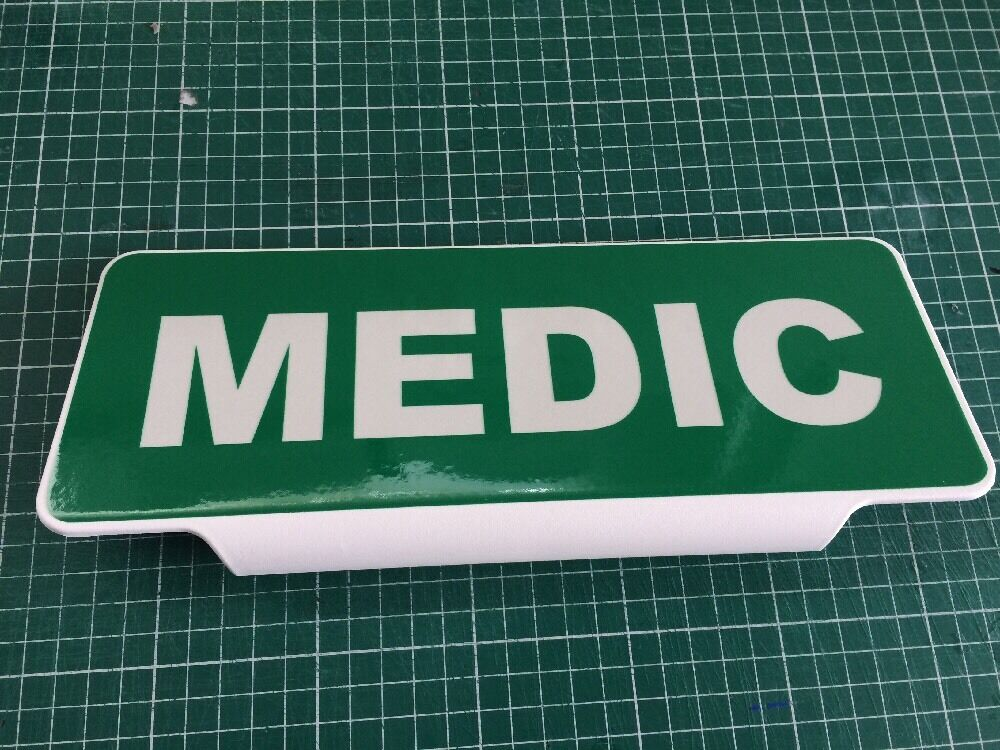 Medic White Text Univisor Sign Sun Visor Safe Response. American Revolution Stickers. Scale Decals. Mini Cooper Decals. Get Stickers Printed Cheap. Diabetic Ketoacidosis Signs. Sign Decals. Kaenith Stickers. Rebel Stickers