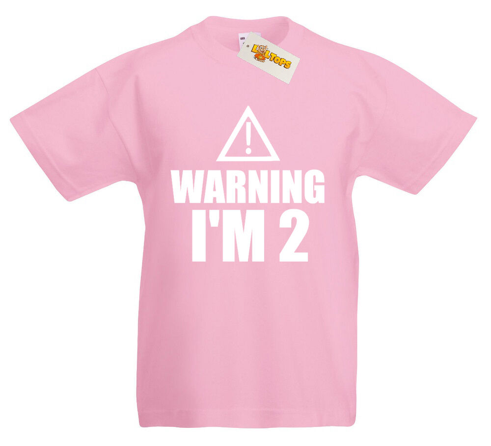 Details About Warning Im 2