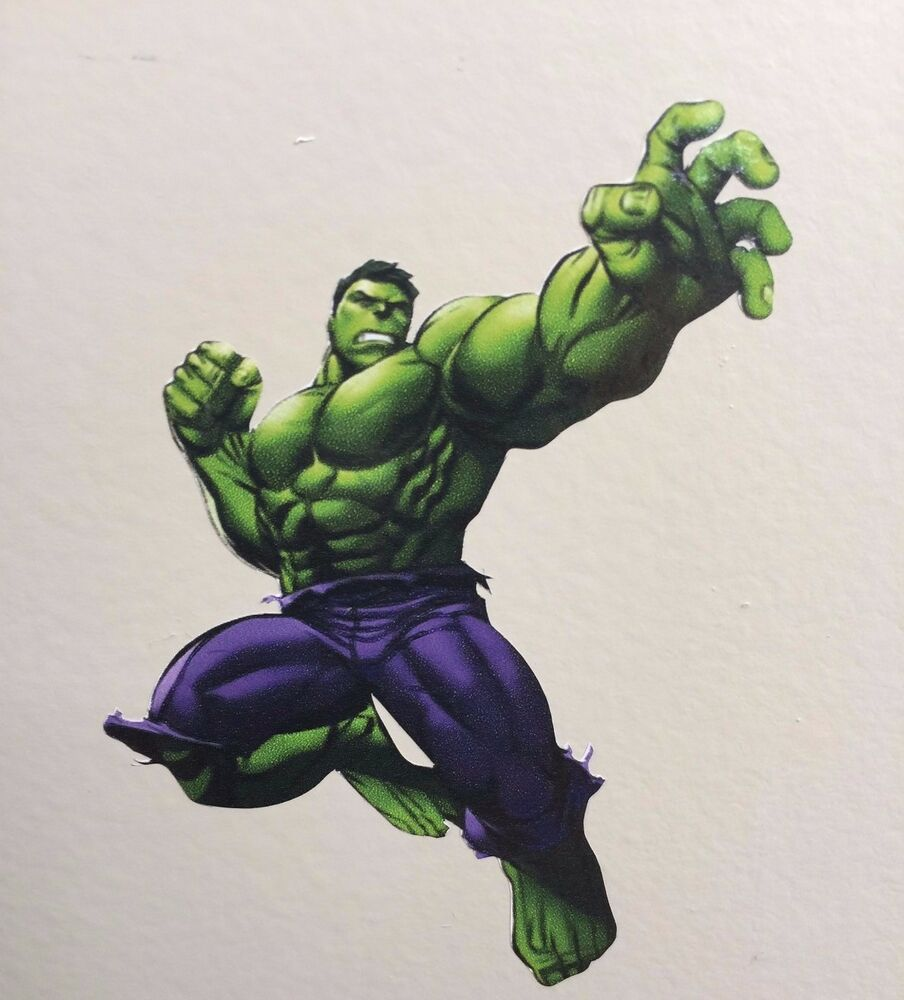 It's just a picture of Wild Incredible Hulk Image