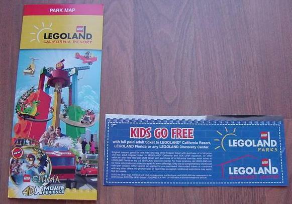 Getting great deals on admission at Legoland is easy when you have one of these 4 coupons. Their December offers will score you big savings, but be sure to browse all of the coupons to see what additional discounts are currently available. If you're looking for a little family fun, a trip to Legoland might be just what you need.