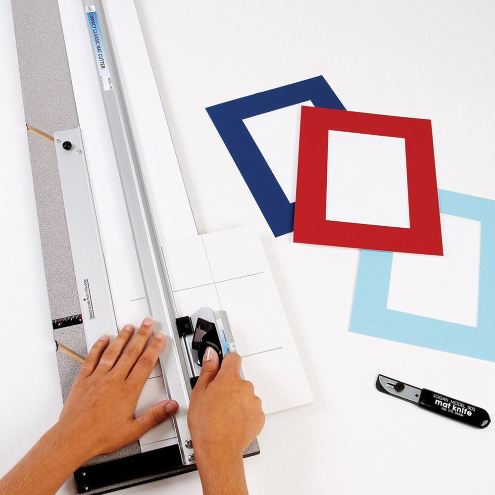 New Beveled Mat Cutter Poster Board Picture Framing