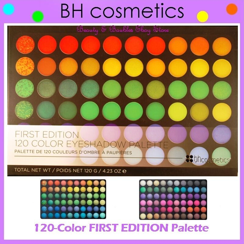 Bh Cosmetics First Edition  Color Eyeshadow Palette