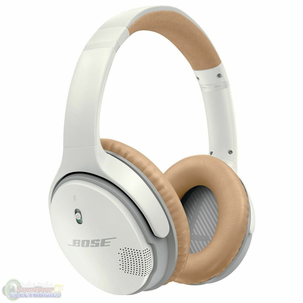 Bose SoundLink II Around-Ear Wireless Bluetooth Headphones - White ...