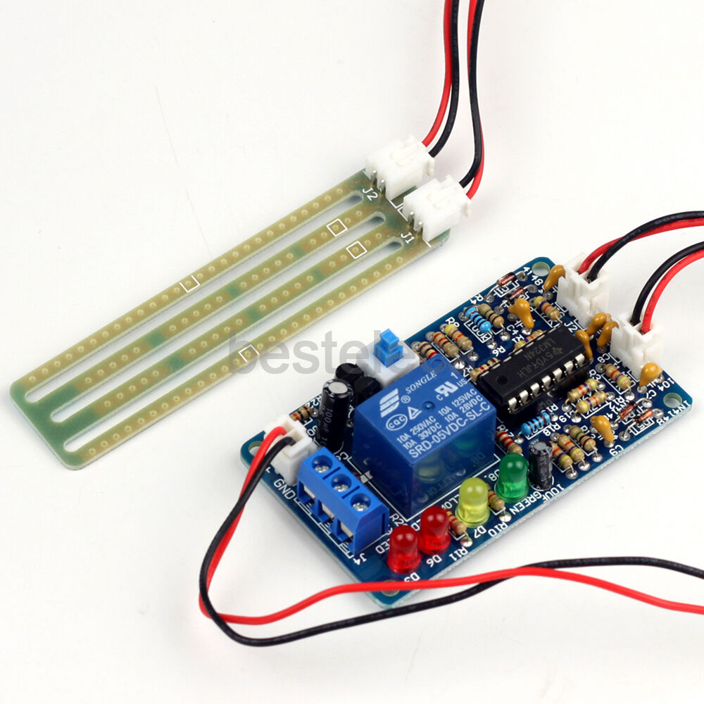 Liquid level controller water detection sensor module v