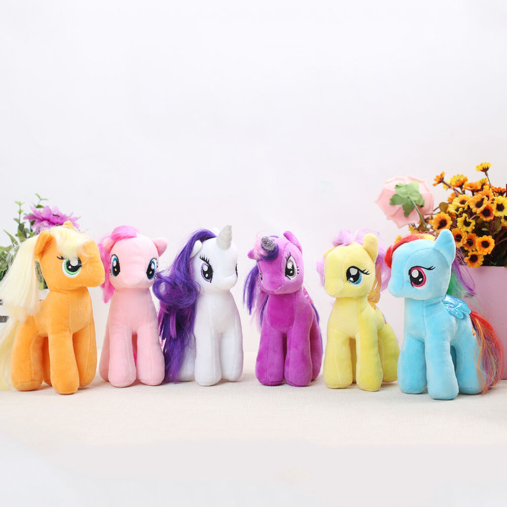 Best My Little Pony Toys And Dolls For Kids : Dolls style my little pony cute horse action figure