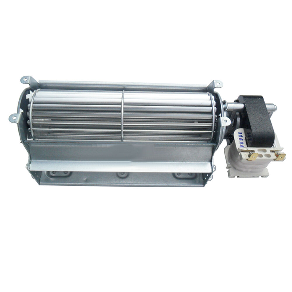 Universal Blower  Motor At Right  Only For Wood    Gas