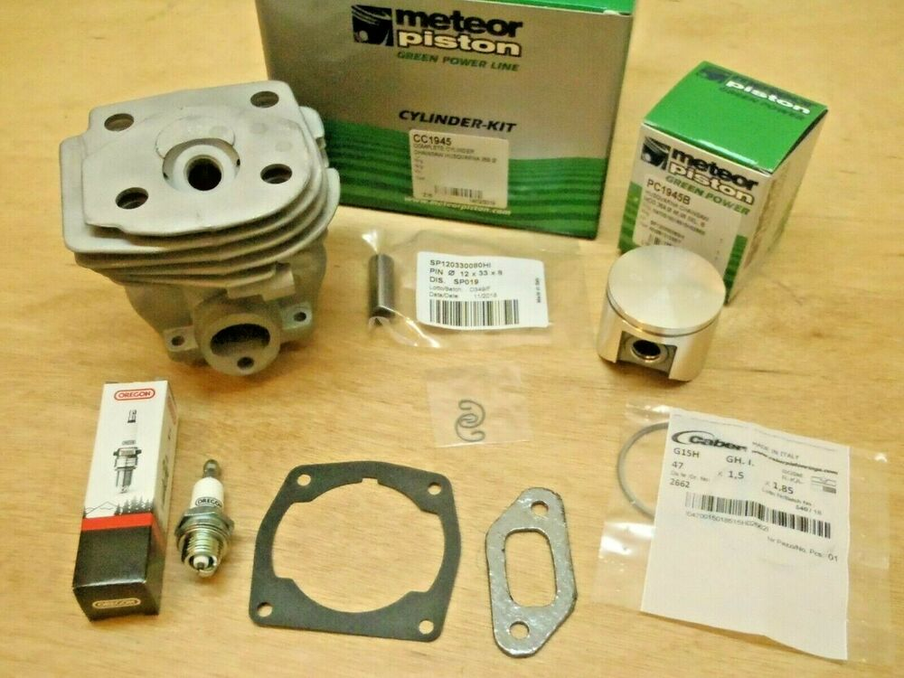 meteor big bore nikasil 47mm cylinder piston kit for. Black Bedroom Furniture Sets. Home Design Ideas
