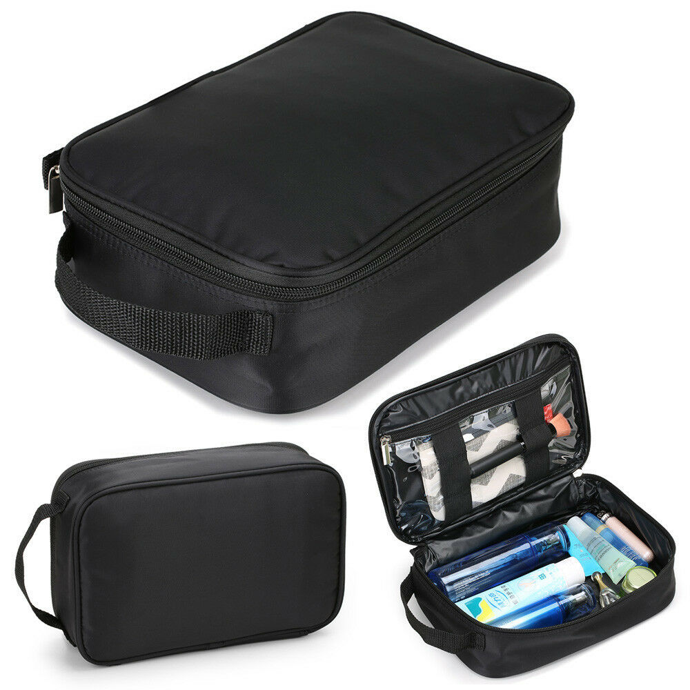 Usa 11 Makeup Brush Bag Travel Cosmetic Toiletry Case