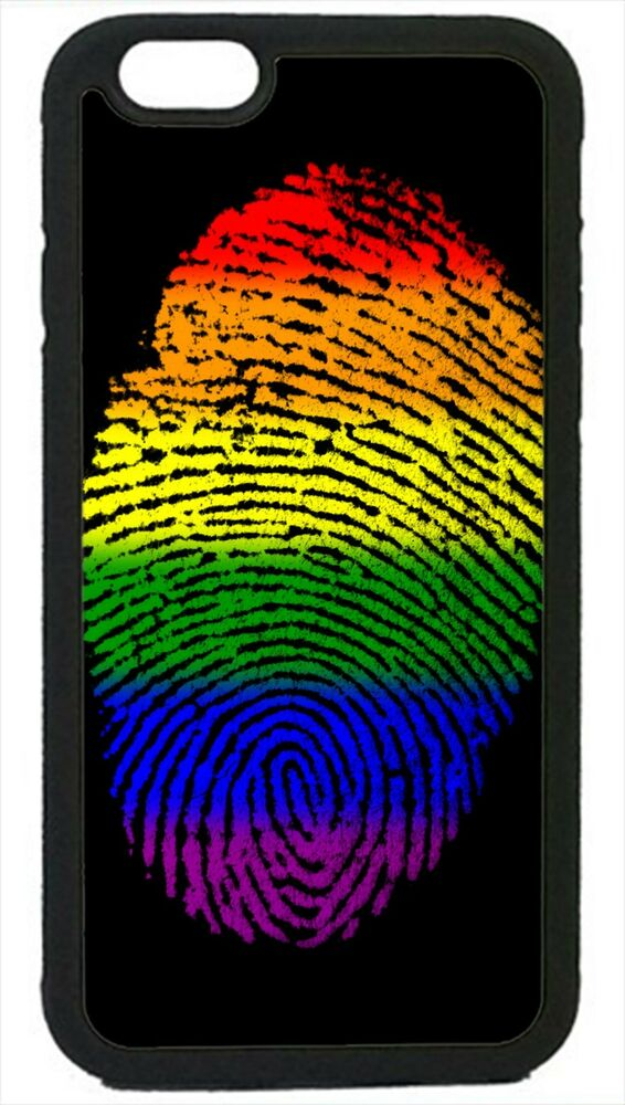 Gay Lesbian LGBT Rainbow Pride Case for iPhone 4 4s 5 5s ...