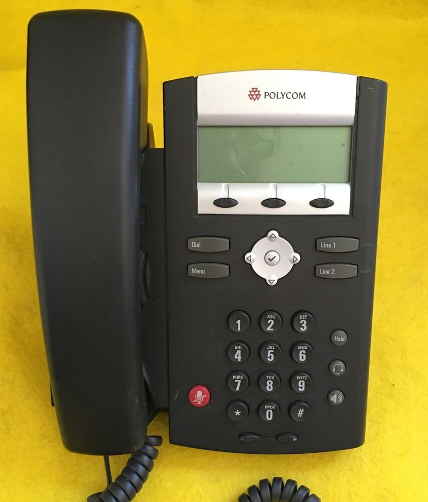 polycom soundpoint ip 331 phone manual
