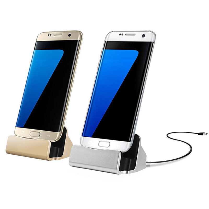 universal android mobile phones micro usb charging syncing docking station dock ebay. Black Bedroom Furniture Sets. Home Design Ideas